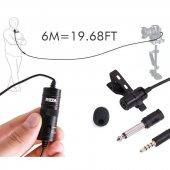 İphone İçin Boya BY-M1 Yaka Mikrofonu-7