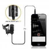 İphone İçin Boya BY-M1 Yaka Mikrofonu-8