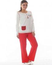 Dagi Bayan Polar Pijama Takımı