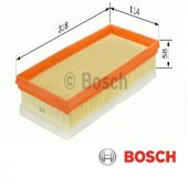 Bosch Hava Filtresi Cıtroen Peugeot 1.6hdı Bsc 0 986 Tf0 099