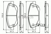 Fren Balatası Ön Toyota Avensıs Verso 2.2 D4d