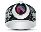 Hakimiyetin Gücü Gümüş Türk Yüzüğü