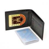Uzman Erbaş Rozetli Kartlık Cüzdan-4