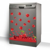 Kiraz Bulaşık Makinesi Sticker