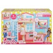 Barbie Portatif Evi DVV47-3