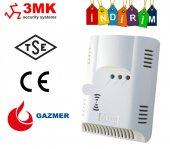 3mk 5120d Sensörlü Gaz Alarmı Doğalgaz Alarmı...