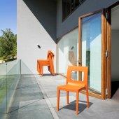 Siesta Manlucca 4 Sandalyeli Bahçe Mutfak Balkon Masa Takımı-2