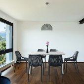Siesta Mayair 140 Bahçe Mutfak Balkon 6 Sandalyeli Masa Takımı