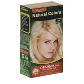 Organıc Natural Colors Saç Boyası 10n Platin