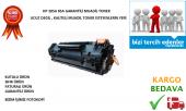 HP 85A - CE285A Muadil Toner - P1100/P1102/P1102w/P1104/P1104w