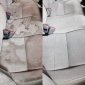 25kg Güvenli Genel Temizlik Kimyasalı Leke Çıkarıcı Koltuk Döşeme Tavan Detaylı İç Temizleme Kimyasalı Oto Kuaför İlacı 1/10 Konsantrasyon Goldenwax-5