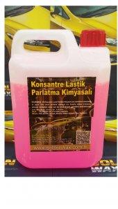 Goldenwax Jel Lastik Parlatıcısı En İyi Lastik Parlatıcı Kimyasalı Lastik Yanak Parlatıcı Temizleyici Lastik Yenileyici Siyahlaştırıcı 200ML-2