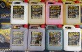 Goldenwax Jel Lastik Parlatıcısı En İyi Lastik Parlatıcı Kimyasalı Lastik Yanak Parlatıcı Temizleyici Lastik Yenileyici Siyahlaştırıcı 200ML-5