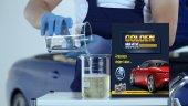 Goldenwax Jel Lastik Parlatıcısı En İyi Lastik Parlatıcı Kimyasalı Lastik Yanak Parlatıcı Temizleyici Lastik Yenileyici Siyahlaştırıcı 200ML-7