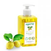 Agarta Doğal Sıvı Sabun Krem Etkili Limon