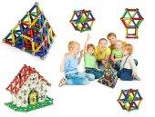 Magnastix 370 Parça Manyetik Lego Seti