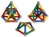 Magnastix 370 Parça Manyetik Lego Seti-2