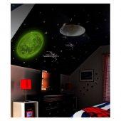 3D Ay Karanlıkta Parlar-4