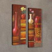 Deco Vase 60x90 cm Kanvas Tablo-2