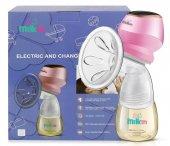 Milk İn Ebp920 Elektrikli Göğüs Pompası - Şarjlı Göğüs Pompası - Süt PompasıElektronik Göğüs Pompası