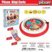 Pilsan Bilgi Çarkı Bilgi Oyun Eğitim Seti