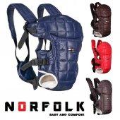 Norfolk Pro Safety Bebek Taşıma Kangurusu 0 3...