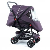 Diamond Baby P 101 Bebek Arabası Çift Yönlü Bebek Arabası - 6 Renk - Yağmurluk Ayak Örtüsü Dahil-2