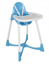 Pilsan Pratik Mama Sandalyesi Mavi Kırmızı...