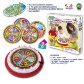 Pilsan Bilgi Çarkı Anaokulu Oyun Seti Bilgi Oyun Eğitim Seti