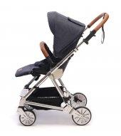 Norfolk Baby Prelude Special Edition Air Luxury Çift Yönlü Bebek Arabası - Siyah-2
