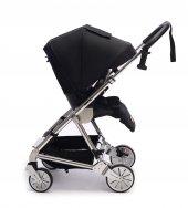 Norfolk Baby Prelude Special Edition Air Luxury Çift Yönlü Bebek Arabası - Gri-8