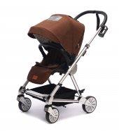 Norfolk Baby Prelude Special Edition Air Luxury Çift Yönlü Bebek Arabası - Kahve