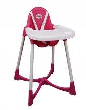 Pilsan Pratik  Mama Sandalyesi - Pembe - Mavi - Kırmızı Renk-3
