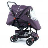 Diamond Baby P101  Çift Yönlü Bebek Arabası - 6 Renk - Ayak Örtüsü Yağmurluk Dahil -2