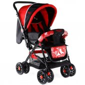 Diamond Baby P101 Çift Yönlü  Bebek Arabası - 6 Renk - Ayak Örtüsü Yağmurluk Dahil-6