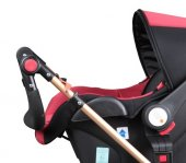 Norfolk Baby Voyage Air Luxury 5 in1 Travel Sistem Bebek Arabası - Yeni Nesil Bebek Arabası-11