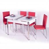 Mutfak Sandalye Masa Takımı Mutfak Masasi 15...