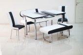 Banklı Masa Takımı Mutfak Masası Açılır Masa...