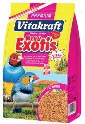 Vitakraft Menü Premium Egzotik Finch Kuş Yemi 12x500 Gr.