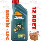 Castrol Magnatec 10w 40 1 Litre Benzinli+lpgli Motor Yağı
