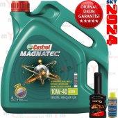Castrol Magnatec 10w 40 4lt Benzinli Motor Yağı...