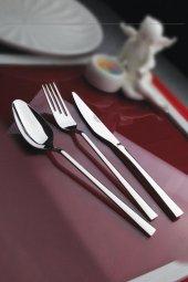 Yetkin Çelik Lara Yemek Kaşik 12 Adet