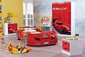 Araba Karyola, Rally Çocuk Odası, Champion Araba(90*190)-2