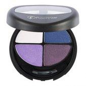 Flormar Quartet Eye Shadow 411göz Farı Purple...