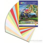 A4 Renkli Fotokopi Kağıdı 100 lü Pk. 5 Renk