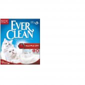 Ever Clean Multiple Cat Topaklaşan Kedi Kumu 10 Lt...