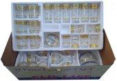 Elif Life Gold 37 Parça Kristal Bardak Seti