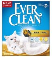 Ever Clean Less Trail Patiye Yapışmayan Topaklaşan Kedi Kumu 6 Lt