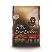 Pro Plan Duo Delice Small Biftek Yetişkin Köpek...