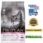 Pro Plan Delicate Seçici Kedi Maması 1,5 Kg